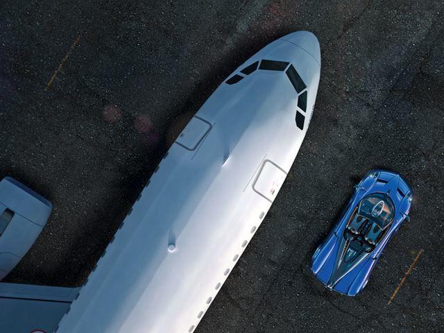 Automaker-Designed Airplane Interiors