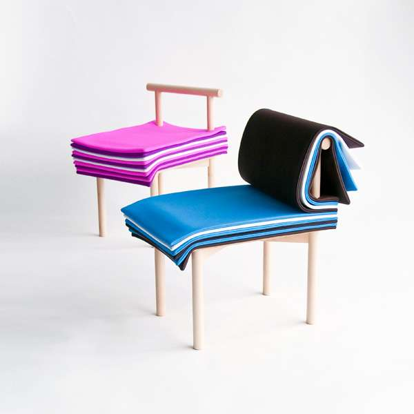 Funky Flip-Over Furniture