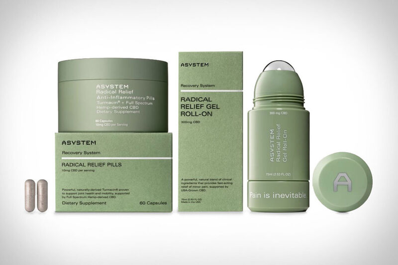 Pain Relief CBD Kits
