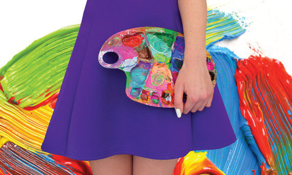 Artistic Clutch Accessories