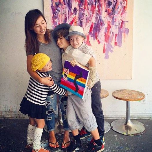 Family-Friendly Painting Workshops