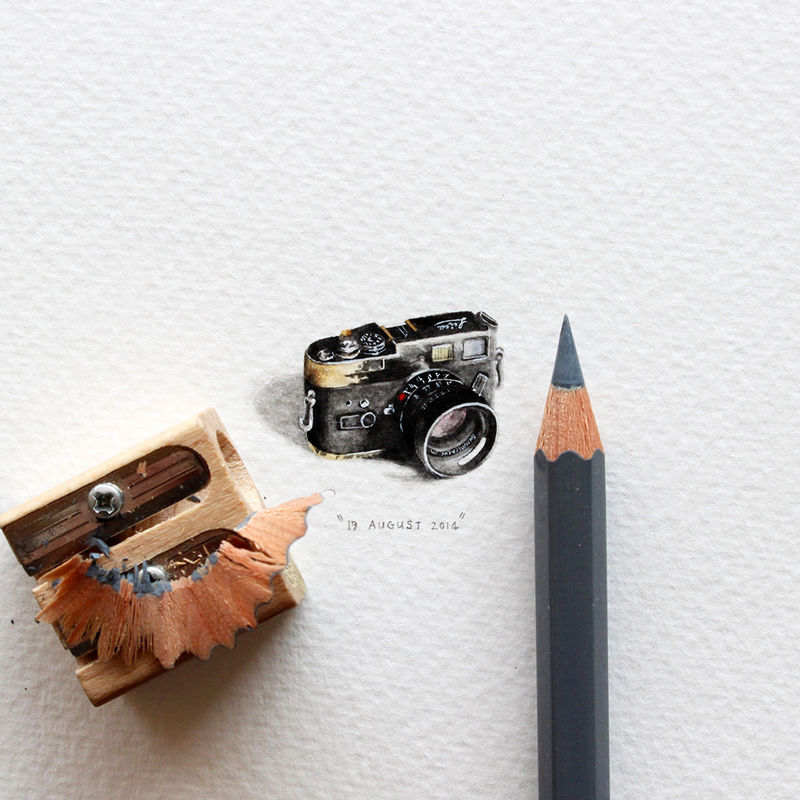 Miniature Artworks