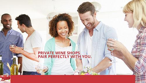Privatized Wine Store Campaigns