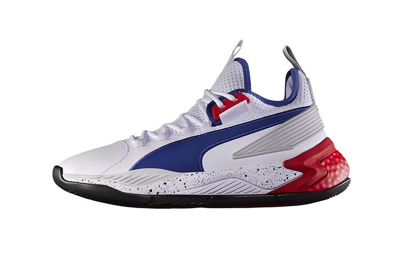Detroit Basketball-Inspired Shoes