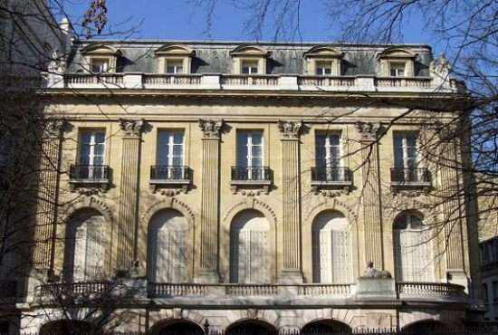 $140 Million Parisian Estates