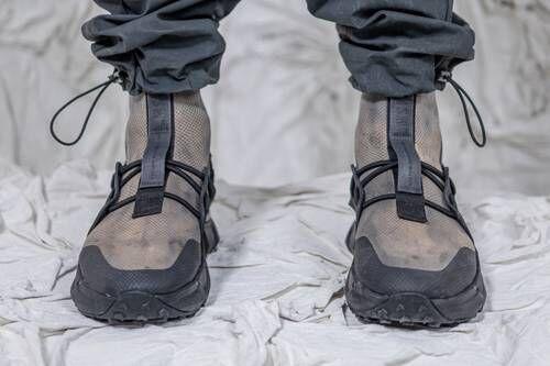 Inaugural Sleek Technical Boots