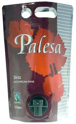 Fair Trade Wine Pouches