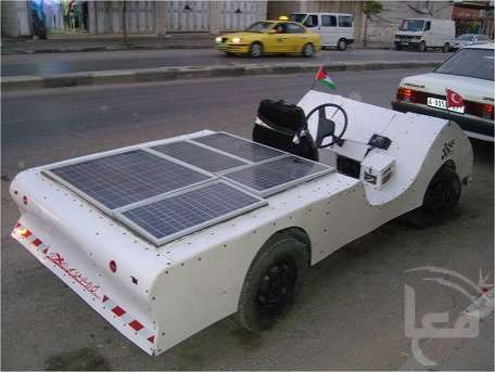 Mid-East Eco-Friendly Autos
