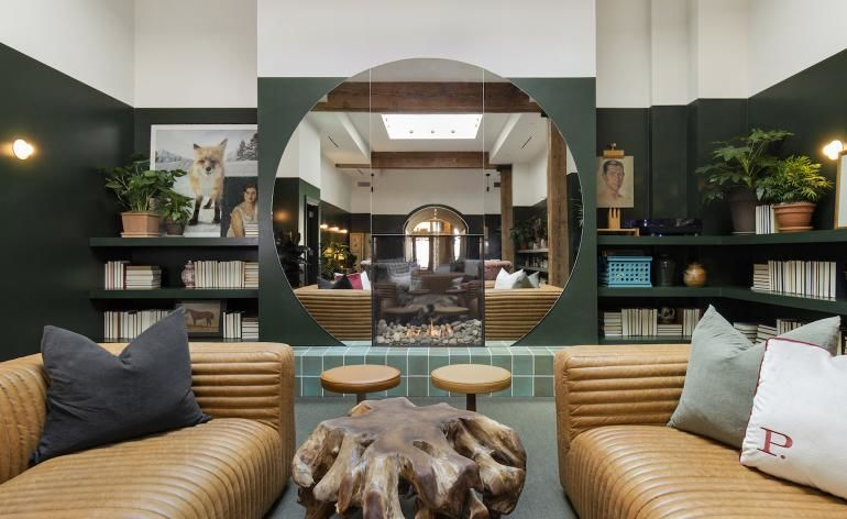 Boldly Designed Hotel Expansions