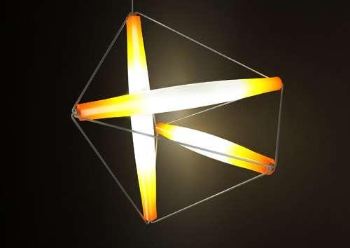 Kite-Shaped Lights