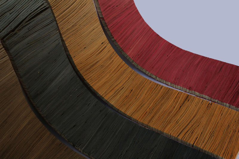 Sustainable Palm Leather Rugs