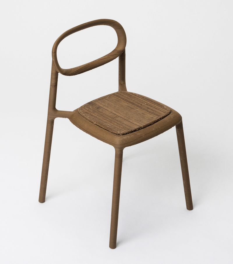 Palm Oil Byproduct-Based Furniture
