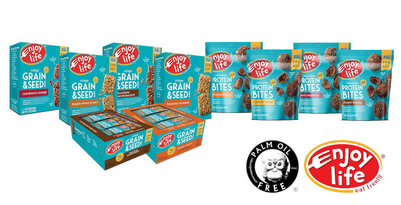 Certified Palm Oil-Free Snacks