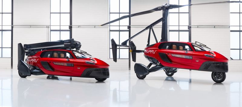 Personal Flying Cars