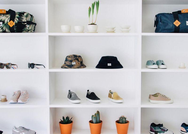 Feminine Sneaker Boutiques