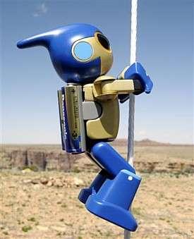Grand Canyon Climbing Robots