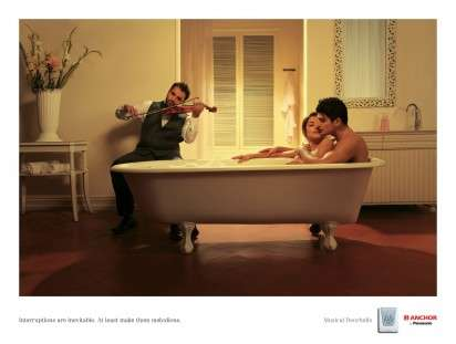 Interrupted Intimacy Ads