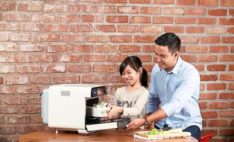 Compact Smart Cube Ovens