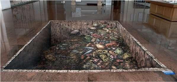 Creepy Crawly Floors Panasonic Vacuum Cleaner Promotion