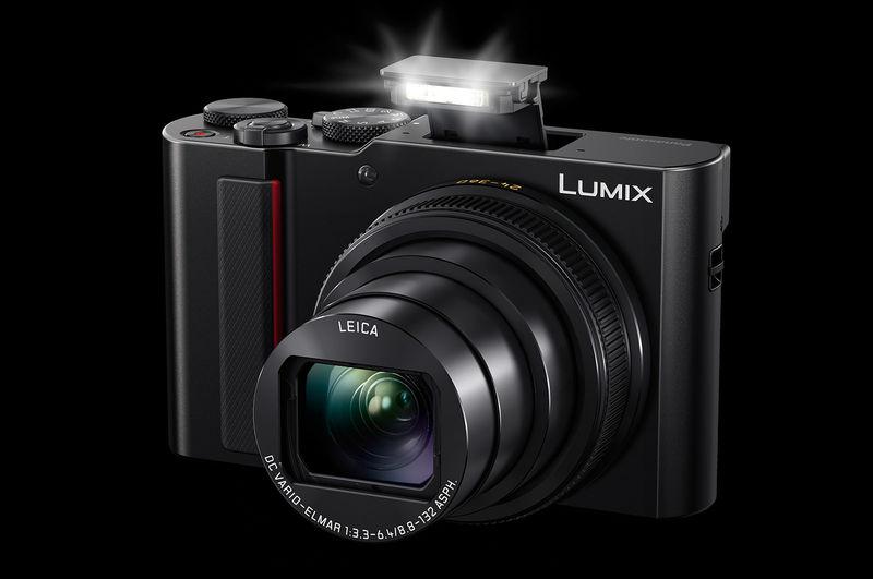 Deep-Zoom Digital Cameras