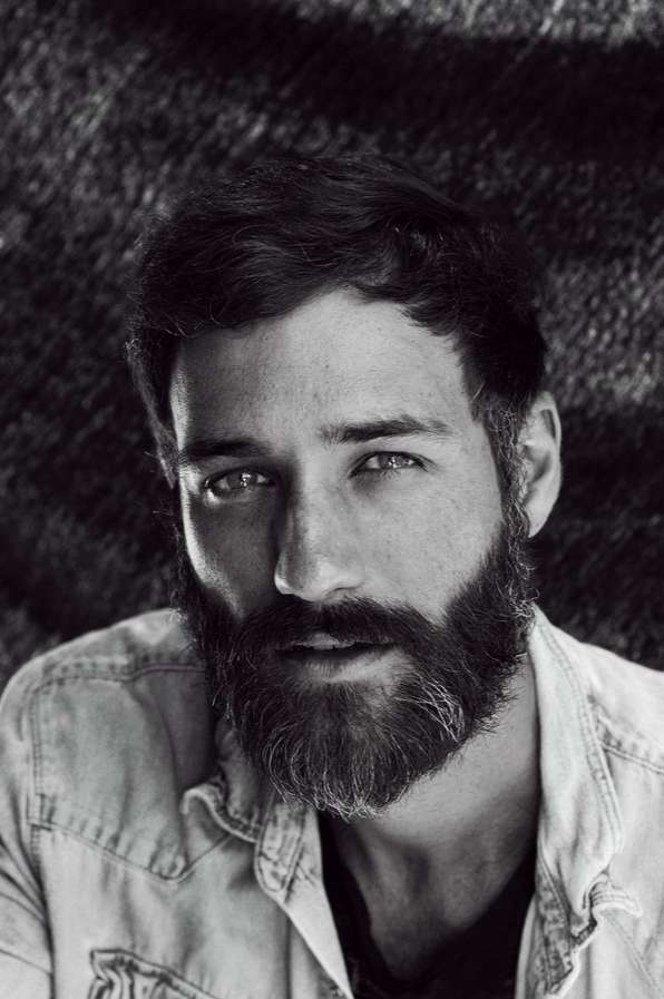 Boldly Bearded Portraits