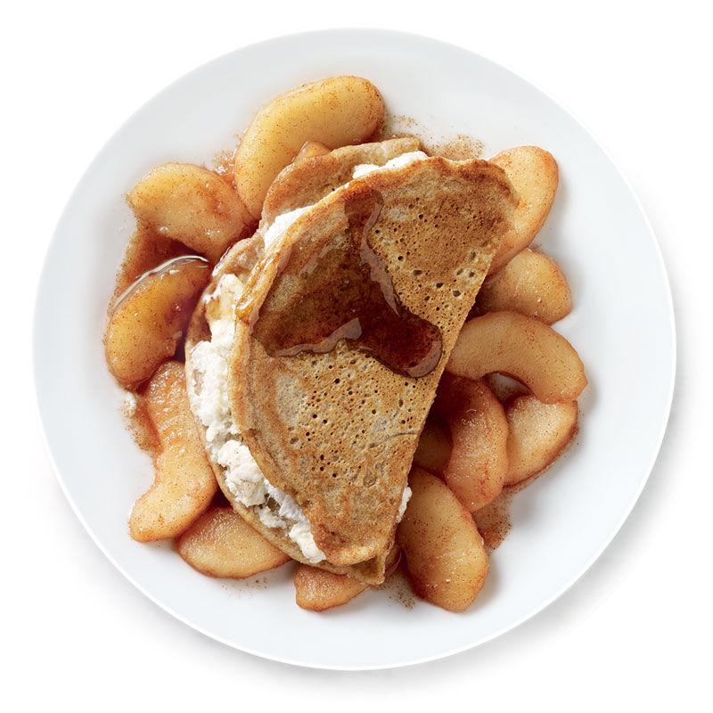 Prepared Pancake Breakfasts