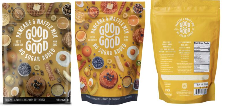 Gluten-Free Breakfast Mixes