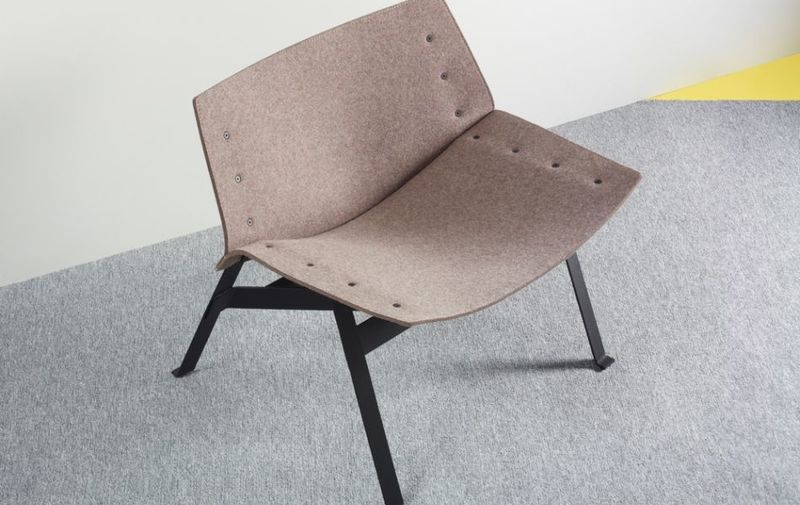 Folded Fabric Seating Solutions