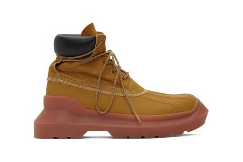 Elevated Rugged Work Boots