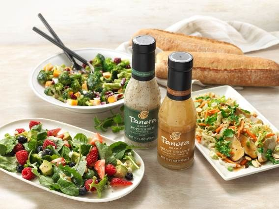 Healthy Fast Casual Products