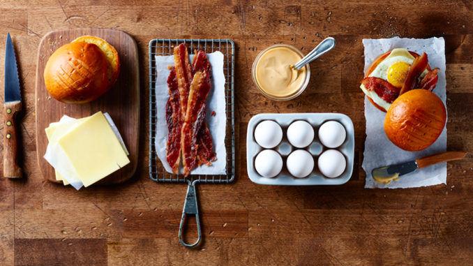 Freshly Prepared Morning Sandwiches