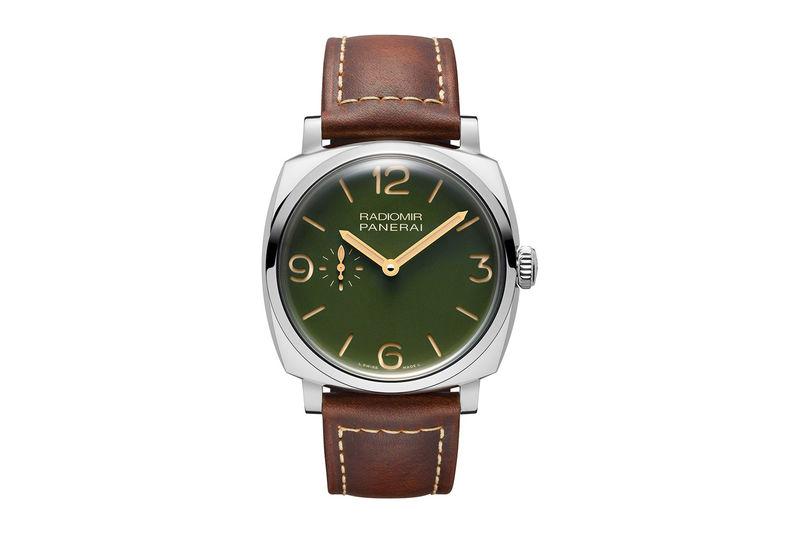 Millitary Green Luxury Watches