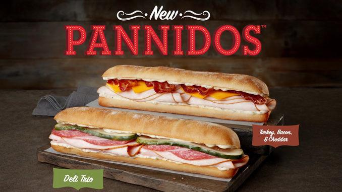 Slimmed Down Baguette Sandwiches