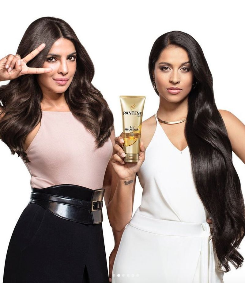 Collaborative Hair Product Campaigns