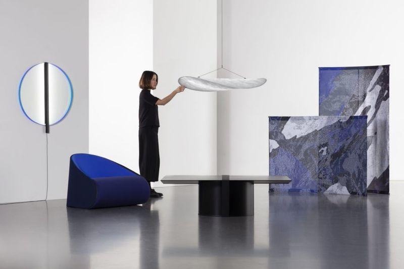 Futuristic Flat-Pack Furniture Lines