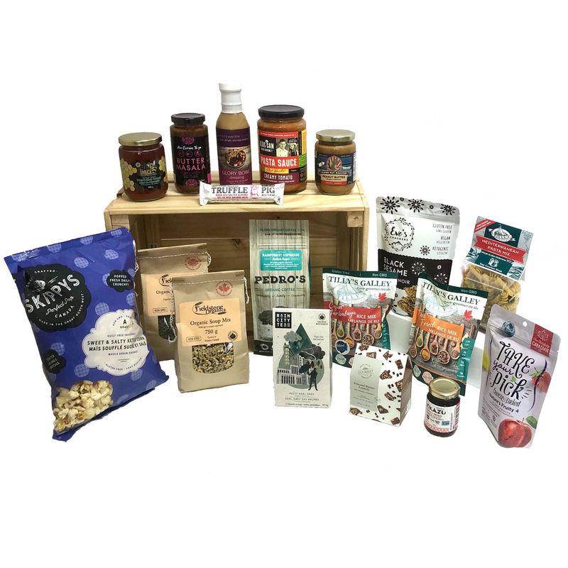 Emergency Pantry Food Boxes