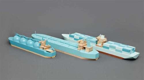 Artsy Toy Ships