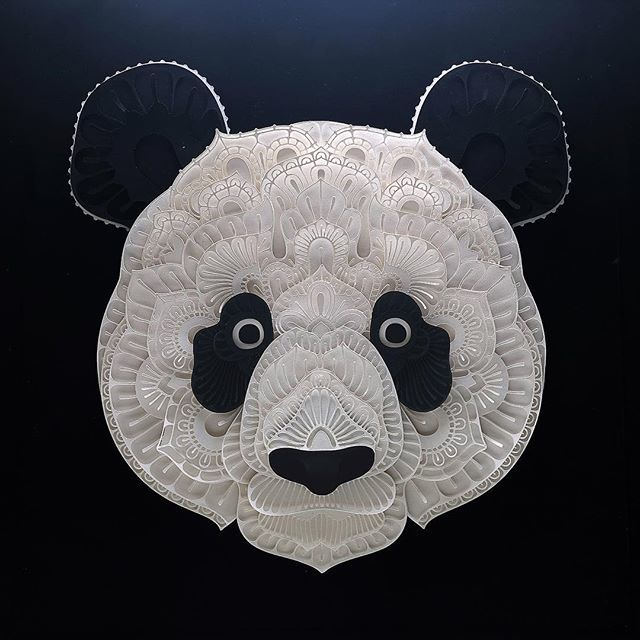 Endangered Animal Sculptures