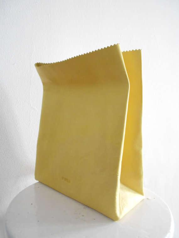 Deceiving Paper Bag Purses