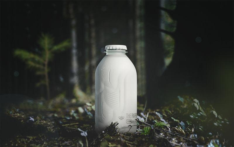 Eco Paper Bottles