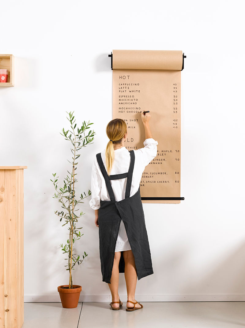 Butcher Paper Roll Displays