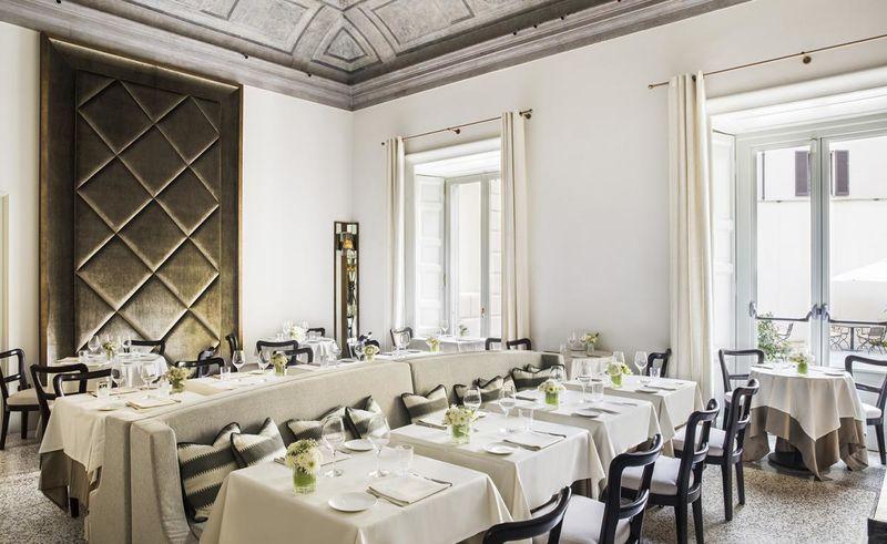 Neoclassical Restaurant Designs