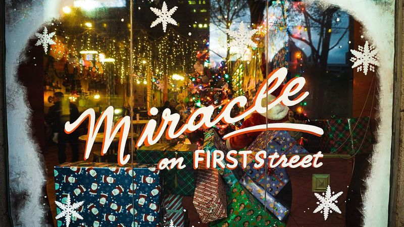 Extravagant Christmas-Themed Bars