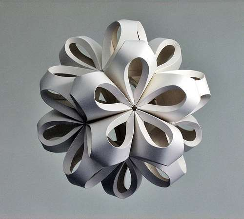 Paper Sculptures as Art