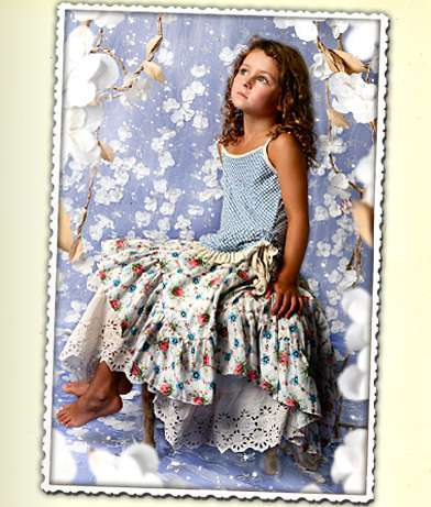 Theatrical Eco Apparel Paper Wings Children S Clothing Is