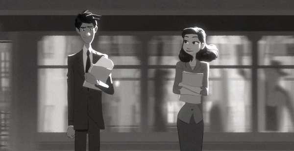 Romantic Pencil-Pushing Animated Shorts
