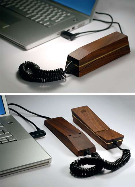 Eco-friendly VoIP Phones