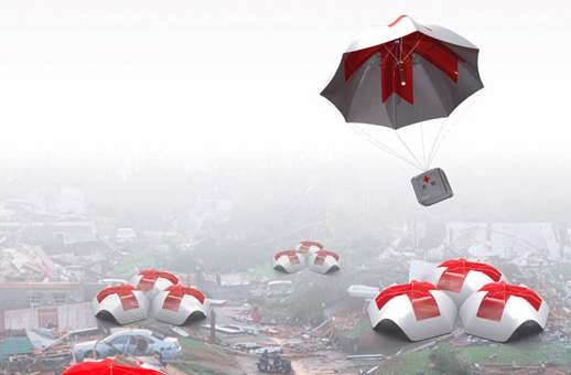 Disaster Domicile Drops