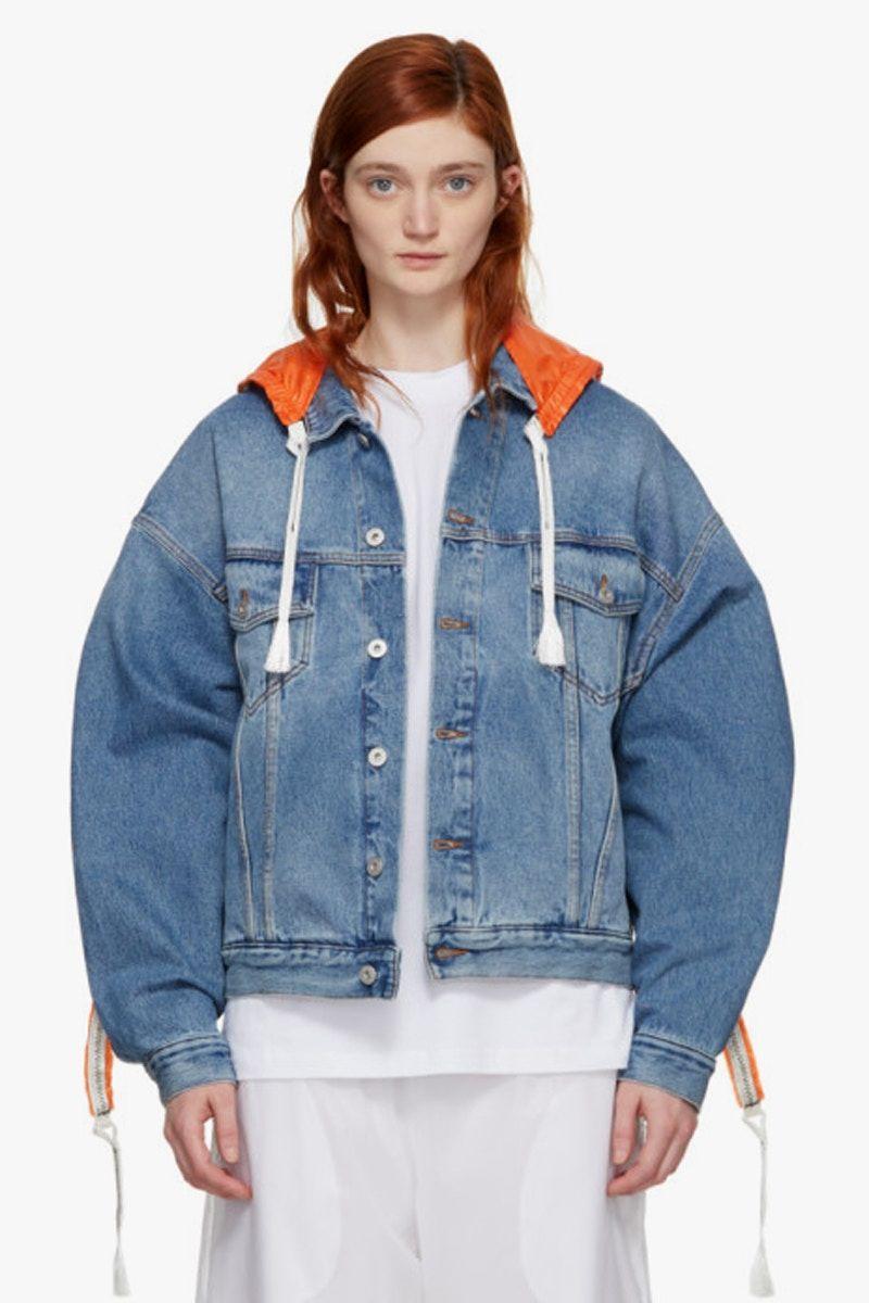 Parachute-Inspired Jackets