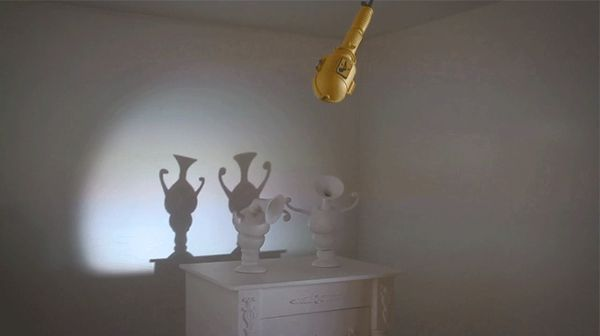 Dancing Vase Installations